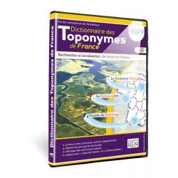 Dictionnaire des Toponymes de France