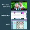 Système Facilotab à installer sur une tablette Android