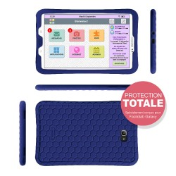 Protection pour tablette Facilotab L Galaxy - Coque silicone