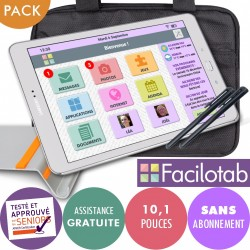 Pack Facilotab 32 Go +...