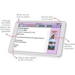 Licence Système Facilotab Classic - 6 mois