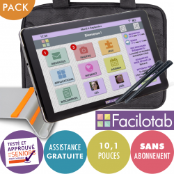Pack Facilotab L 10,1...