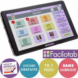 Tablette Facilotab L 10,1...