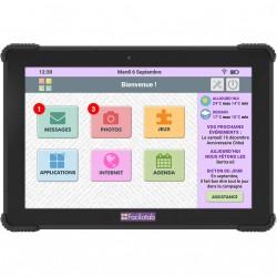 Tablette senior Facilotab L Onyx WiFi/4G