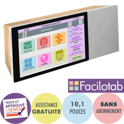 Station Facilotab Hello -...