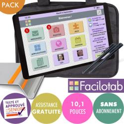 Pack Facilotab L Galaxy -...