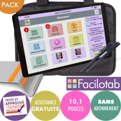 Pack Facilotab L Galaxy -...