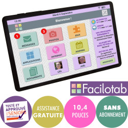 Facilotab L Galaxy -...
