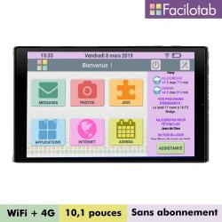 Facilotab L Rubis - WiFi /...