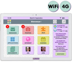 Facilotab L - WiFi/4G - 32...