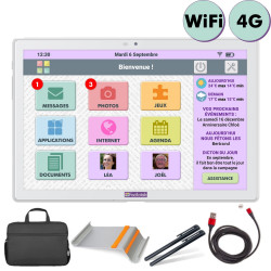 Pack Facilotab L WiFi/4G 10...