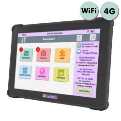 Facilotab L Onyx - WiFi/4G...