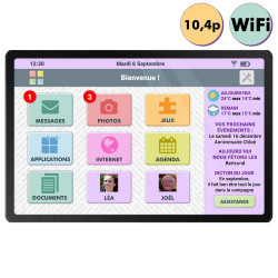 Facilotab L Galaxy - WiFi -...