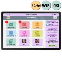 Simplified tablet Facilotab...