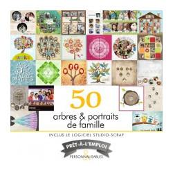 Pack 50 arbres & portraits...