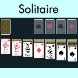 Solitaire, celebre jeu de réussite