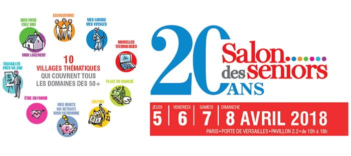 Salon des Seniors Paris 2018