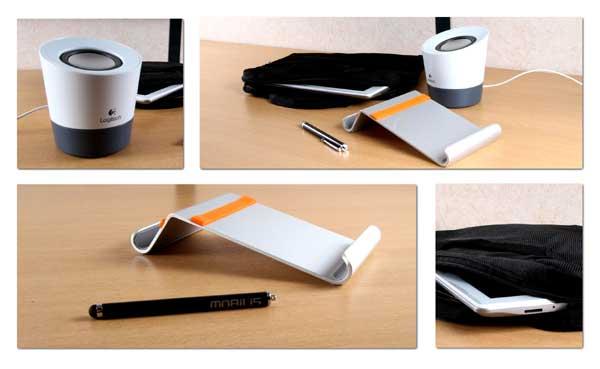 Accessoires de la tablette pour seniors Facilotab