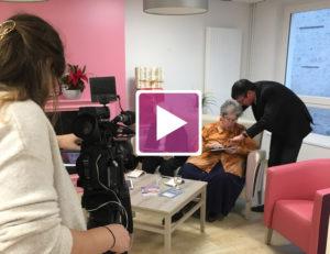 Reportage TF1 : Facilotab, un outil adapté aux seniors pour rester connecté