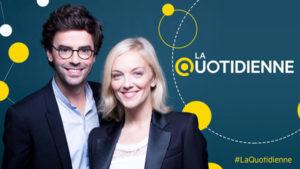 Facilotab dans l'émission La Quotidienne de France 5